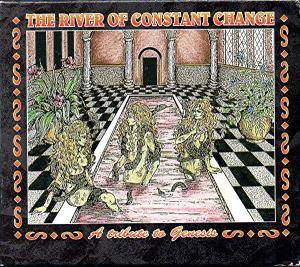 River Of Constant Change, The - Cover