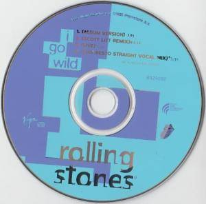 The Rolling Stones: I Go Wild (Single-CD) - Bild 3