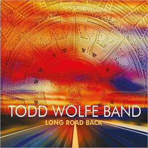 Todd Wolfe Band: Long Road Back - Cover