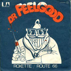 Cover - Dr. Feelgood: Roxette