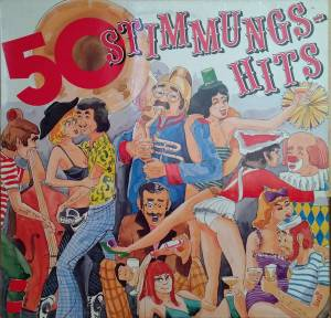 Cover - Willy Hofmann: 50 Stimmungs-Hits