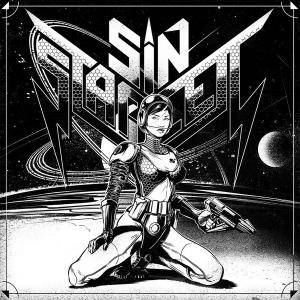 Sin Starlett: Digital Overload - Cover