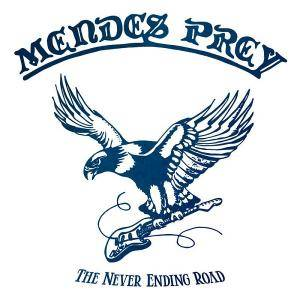 Mendes Prey: Never Ending Road, The - Cover