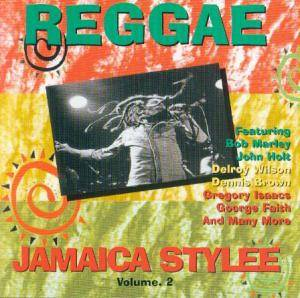 Cover - Crucial Vibes: Reggae Jamaica Stylee Vol. 2