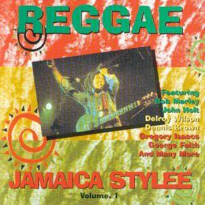 Cover - Crucial Vibes: Reggae Jamaica Stylee Vol. 1