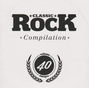 Cover - Cryptex: Classic Rock 40 - Compilation Volume 40