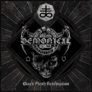 Demonical: Black Flesh Redemption - Cover