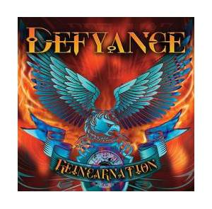 Defyance: Reincarnation - Cover