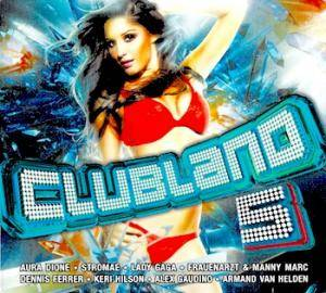 Cover - Bingo Players: Clubland 5