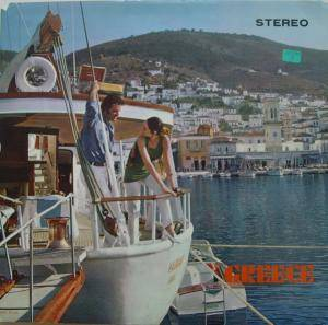 Cover - Marinella: Greece