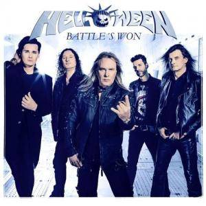 Helloween: Battle's Won - Cover