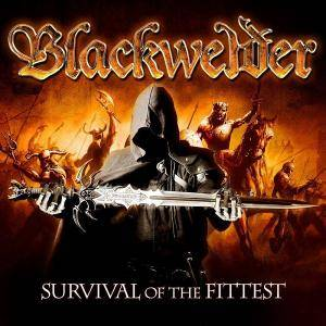 Blackwelder: Survival Of The Fittest - Cover