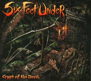 Six Feet Under: Crypt Of The Devil - Cover