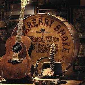 Cover - Blackberry Smoke: Wood, Wire & Roses