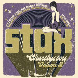 Stax Chartbusters Volume 3 - Cover