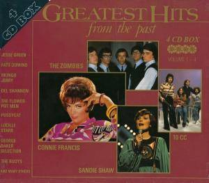 Greatest Hits From The Past - Cover