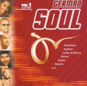Cover - Ayman & Naima: German Soul Vol. 1