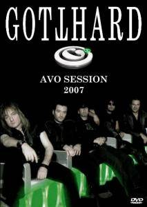 Cover - Gotthard: AVO Sessions 2007