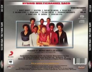 Earth, Wind & Fire: Open Our Eyes (SACD) - Bild 5