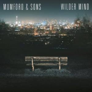 Mumford & Sons: Wilder Mind - Cover