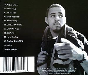 J. Cole: Time To Shine (CD) - Bild 2