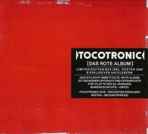 Tocotronic: Tocotronic [Das Rote Album] - Cover
