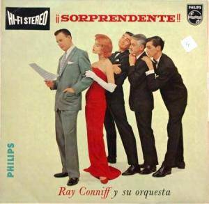Cover - Ray Conniff: Sorprendente