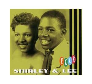 Cover - Shirley & Lee: Shirley & Lee Rock