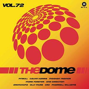 Cover - Darius & Finlay: Dome Vol. 72, The
