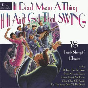 It Don't Mean A Thing If It Ain't Got That Swing - Cover
