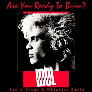 Cover - Billy Idol: Are You Ready To Burn?
