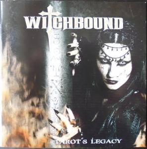 Witchbound: Tarot's Legacy - Cover