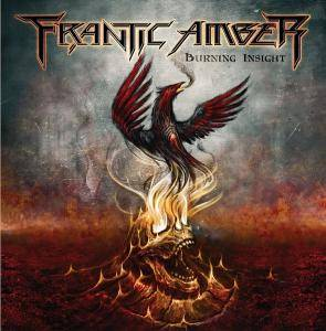 Frantic Amber: Burning Insight - Cover