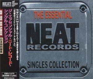 Essential Neat Records Singles Collection, The - Cover