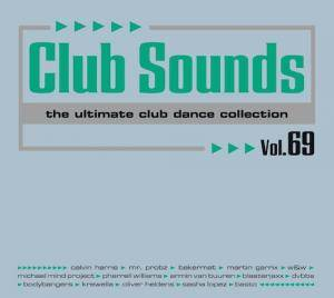 Cover - Klaas: Club Sounds Vol. 69