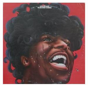 Little Richard: Second Coming, The - Cover