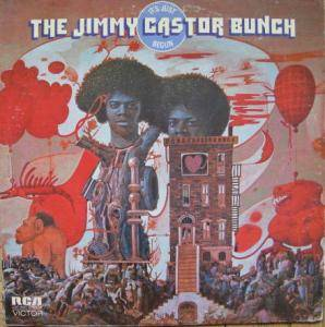 Cover - Jimmy Castor Bunch, The: It's Just Begun