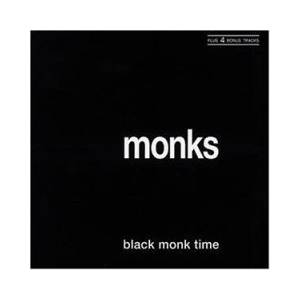 The Monks: Black Monk Time - Cover
