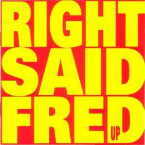 Right Said Fred: Up (CD) - Bild 1