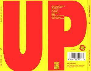 Right Said Fred: Up (CD) - Bild 3