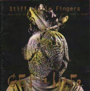 Cover - Stiff Little Fingers: Get A Life