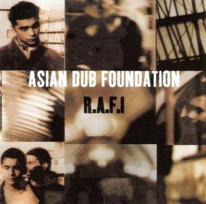Cover - Asian Dub Foundation: R.A.F.I.