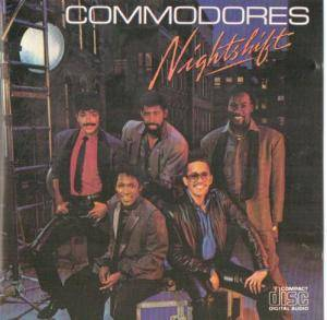 Commodores: Nightshift - Cover