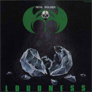 Loudness: Devil Soldier - Cover