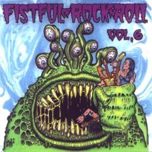 Fistful Of Rock 'n Roll - Volume 6, A - Cover