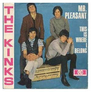 The Kinks: Mr. Pleasant - Cover