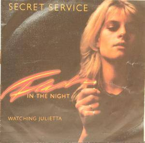 Secret Service: Flash In The Night - Cover