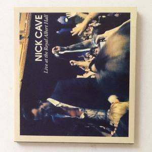 Cover - Nick Cave: Live At The Royal Albert Hall