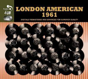 Cover - Shells, The: London American 1961