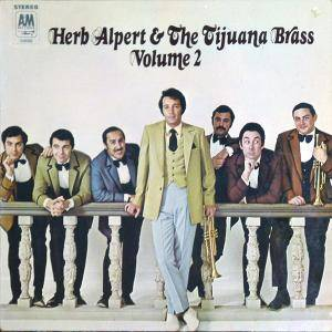 Cover - Herb Alpert & The Tijuana Brass: Volume 2